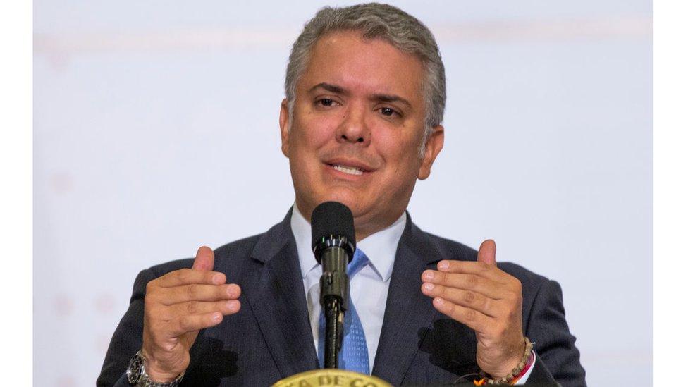 """Duque """"mantendrá"""" a los militares en ciudades con desmanes y advierte que no tolerará violencia ni vandalismo en Colombia"""