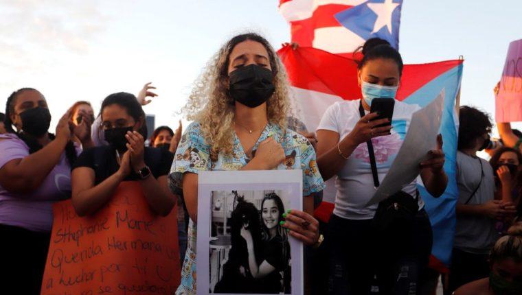 La familia de Keishla Rodríguez Ortiz reportó su desaparición el pasado jueves por la noche y la policía activó la Alerta Rosa para su búsqueda.