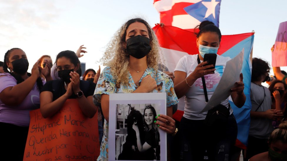 Keishla Rodríguez: el caso del boxeador olímpico acusado de matar a una mujer embarazada que conmociona a Puerto Rico