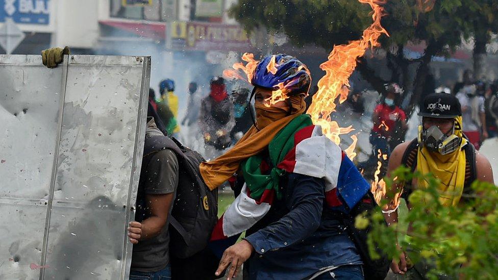 Protestas en Colombia: cómo la violencia se tomó las calles del país (y por qué Cali es el epicentro)