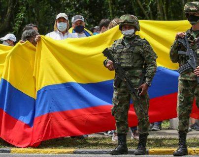 Protestas en Colombia: fuertes enfrentamientos dejan varios heridos durante manifestaciones indígenas en Cali