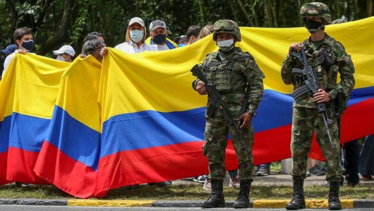 Cali se ha convertido en el epicentro de las protestas en Colombia.