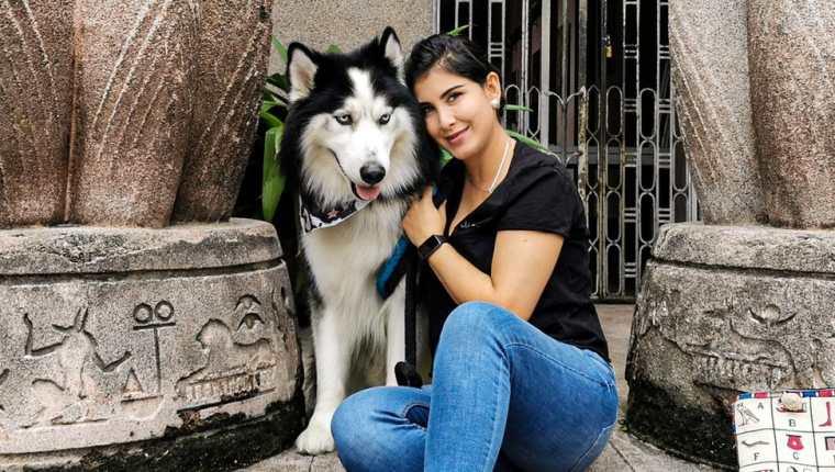 Elizabeth Noreña viajará a Luxor en septiembre como parte de un equipo multidisciplinar.