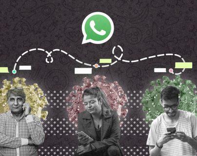 "Coronavirus en India: ""El meme que casi me hace abandonar mi grupo de WhatsApp familiar'"