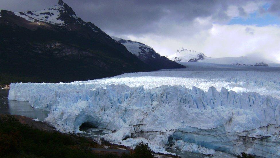 Cuáles son los glaciares que no se derriten en América Latina y por qué