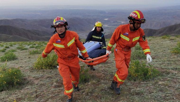 Una operación de rescate para salvar a corredores varados encontró a varios fallecidos.