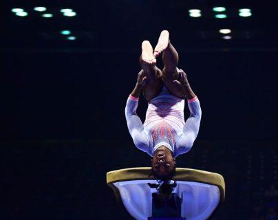 Simone Biles: cómo es el doble salto Yurchenko con el que la gimnasta hizo historia este fin de semana