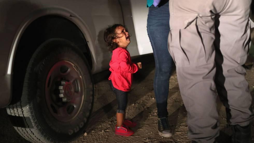 Biden prohíbe formalmente la separación de familias en la frontera de Estados Unidos