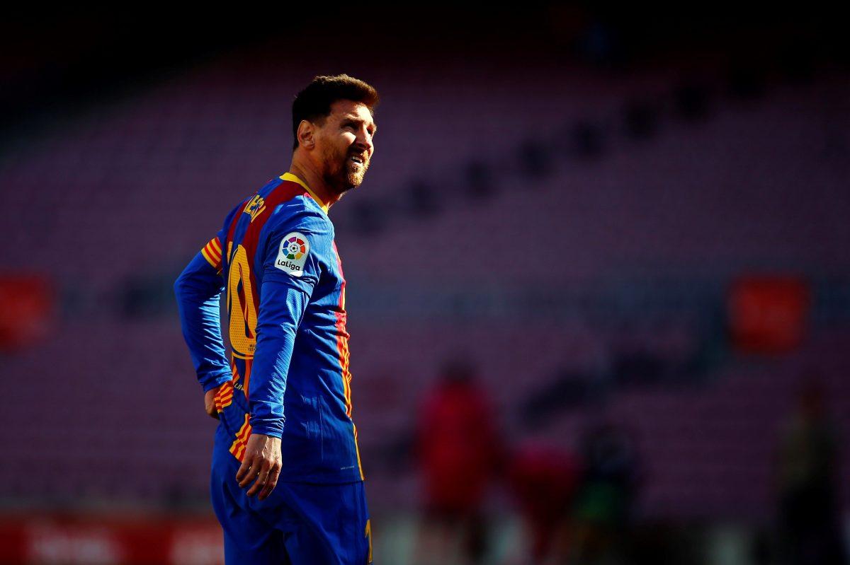 Lionel Messi, libre por primera vez, pero ¿hasta cuándo?