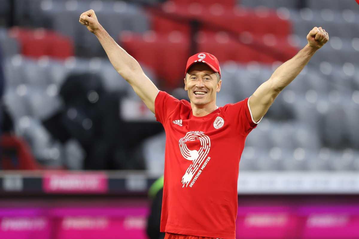 ¿Romperá Robert Lewandowski el récord de Gerd Müller en la Bundesliga?