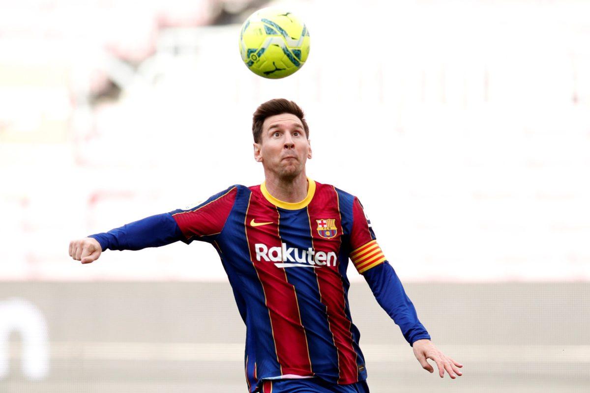 Si el Barsa no rebaja la masa salarial no podrá inscribir a Leo Messi, según presidente de LaLiga