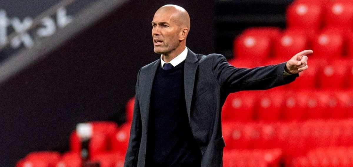El Real Madrid espera la decisión de Zidane