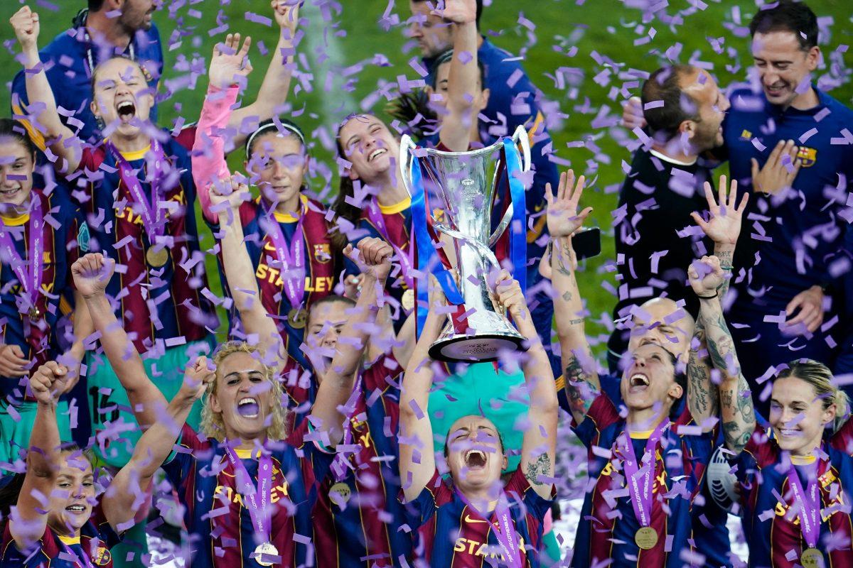 Futbol Femenino | El Barcelona consigue su primera Liga de Campeones