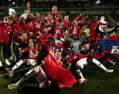 El Lille aguanta la presión del PSG y se proclama campeón de Francia