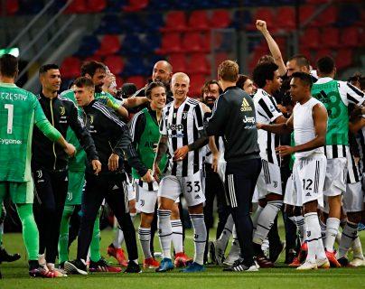 Juventus y Milán jugarán la Liga de Campeones; el Nápoli la Liga Europa