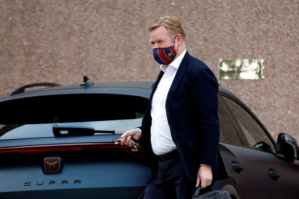 """""""Koeman continúa siendo entrenador del Barcelona"""": medios aseguran que el holandés seguirá en el club catalán"""
