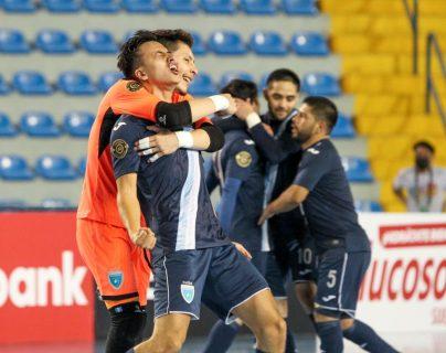 Futsal: Guatemala sufre, sufre mucho, se va a penales, pero vuela hacia Lituania