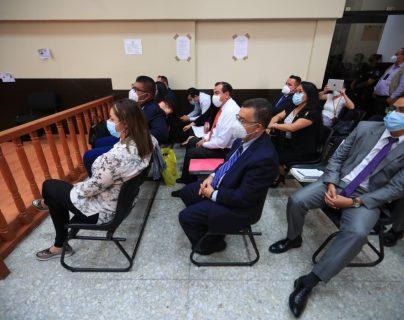 """Estuardo Gálvez y Murphy Paiz seguirán en prisión preventiva junto a otros implicados en el caso """"Comisiones Paralelas 2020"""""""