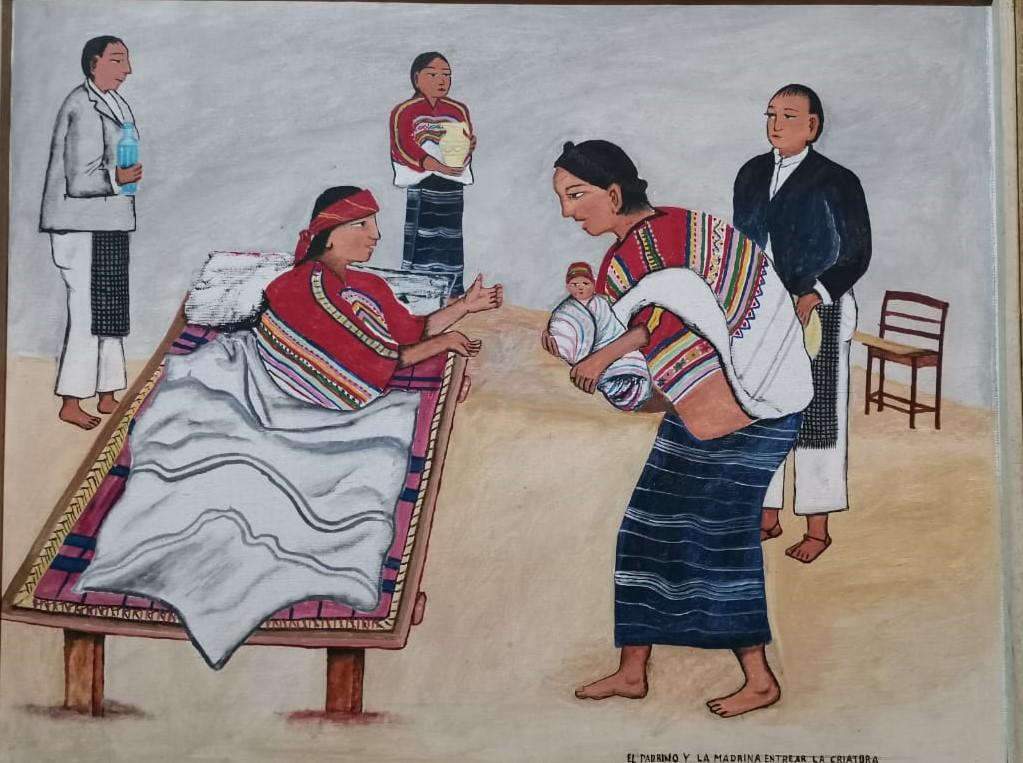 10 obras de la maternidad en el arte