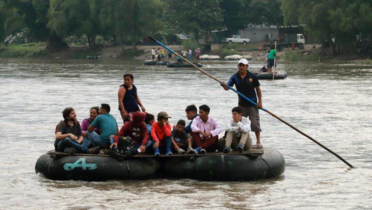 Donald Trump había reducido significativamente la cantidad de asilos para migrantes. (Foto: Hemeroteca PL)