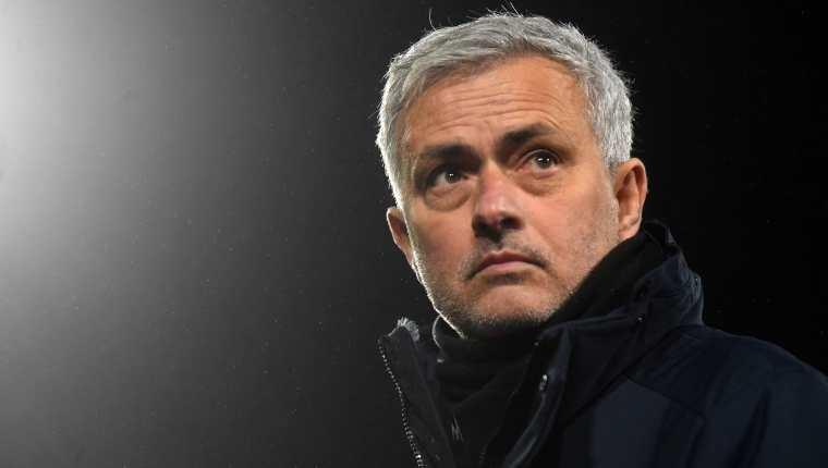 José Mourinho regresa a la Serie A. (Foto Prensa Libre: AFP)