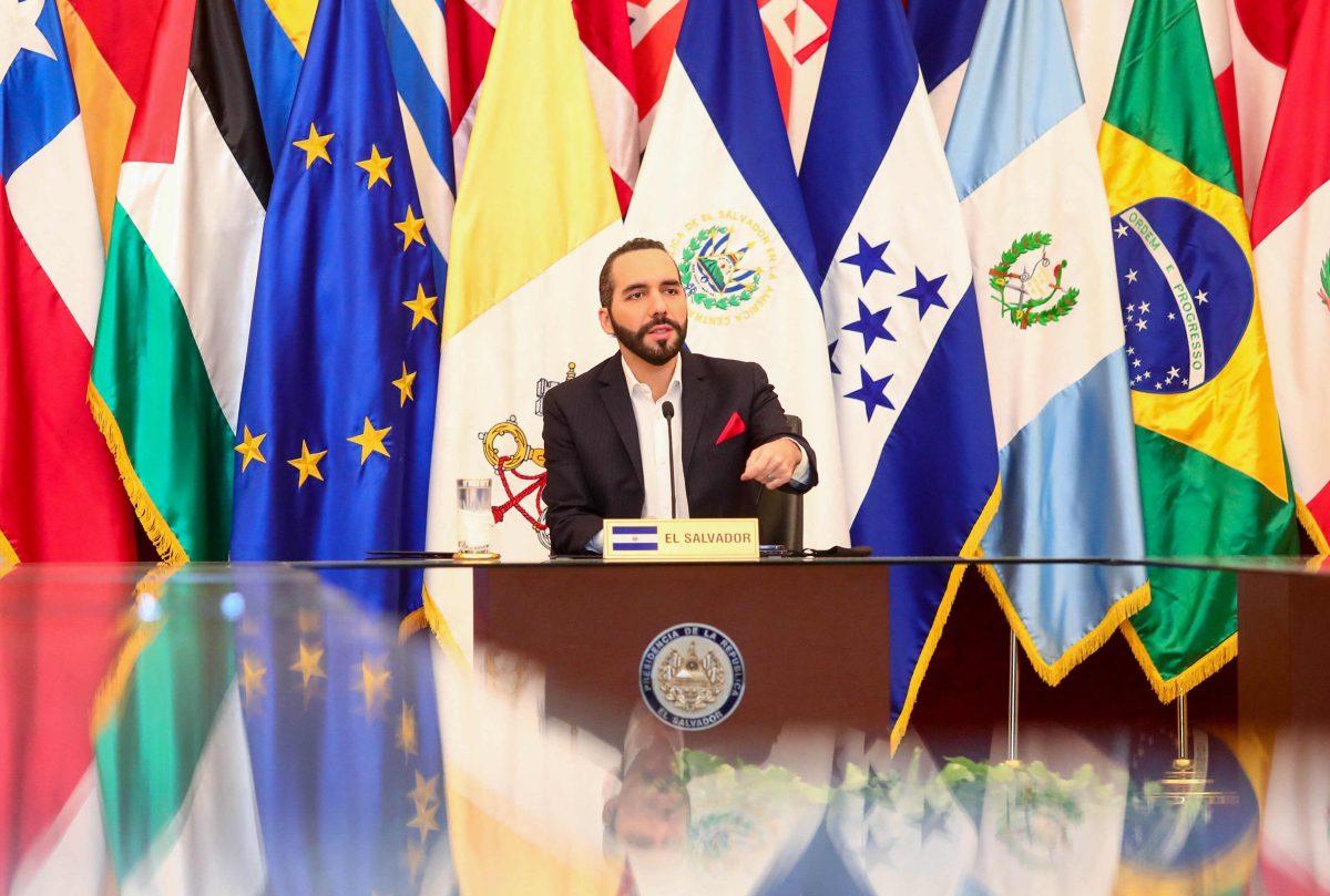 """""""Hay mucha incertidumbre y preocupación por lo que pueda venir en el futuro para El Salvador"""""""
