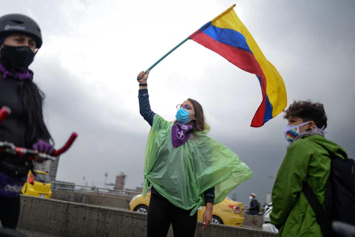 El mensaje del papa Francisco por la violencia en Colombia, donde hay al menos 26 muertos