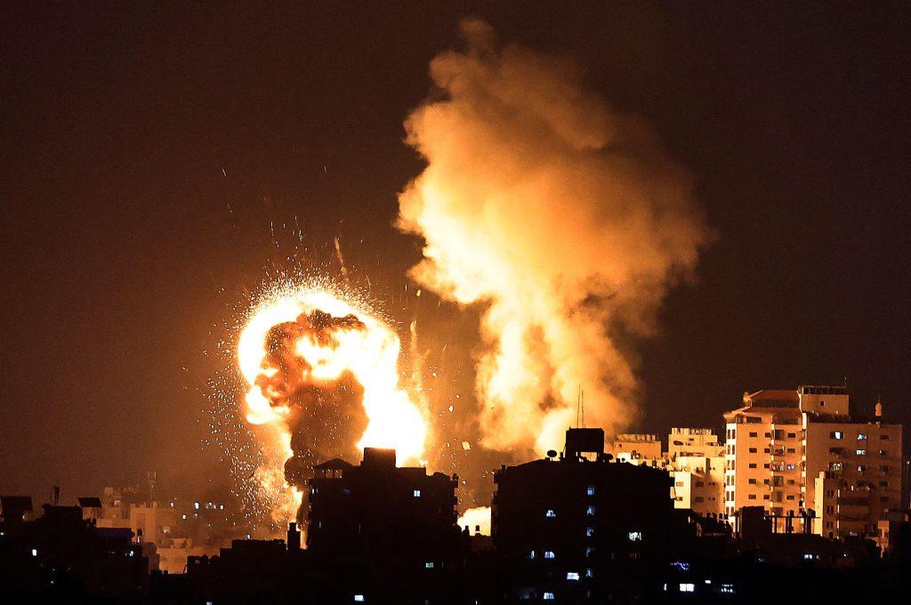Tensión en Jerusalén: cohetes, decenas de muertos, cientos de heridos y llamados internacionales al diálogo