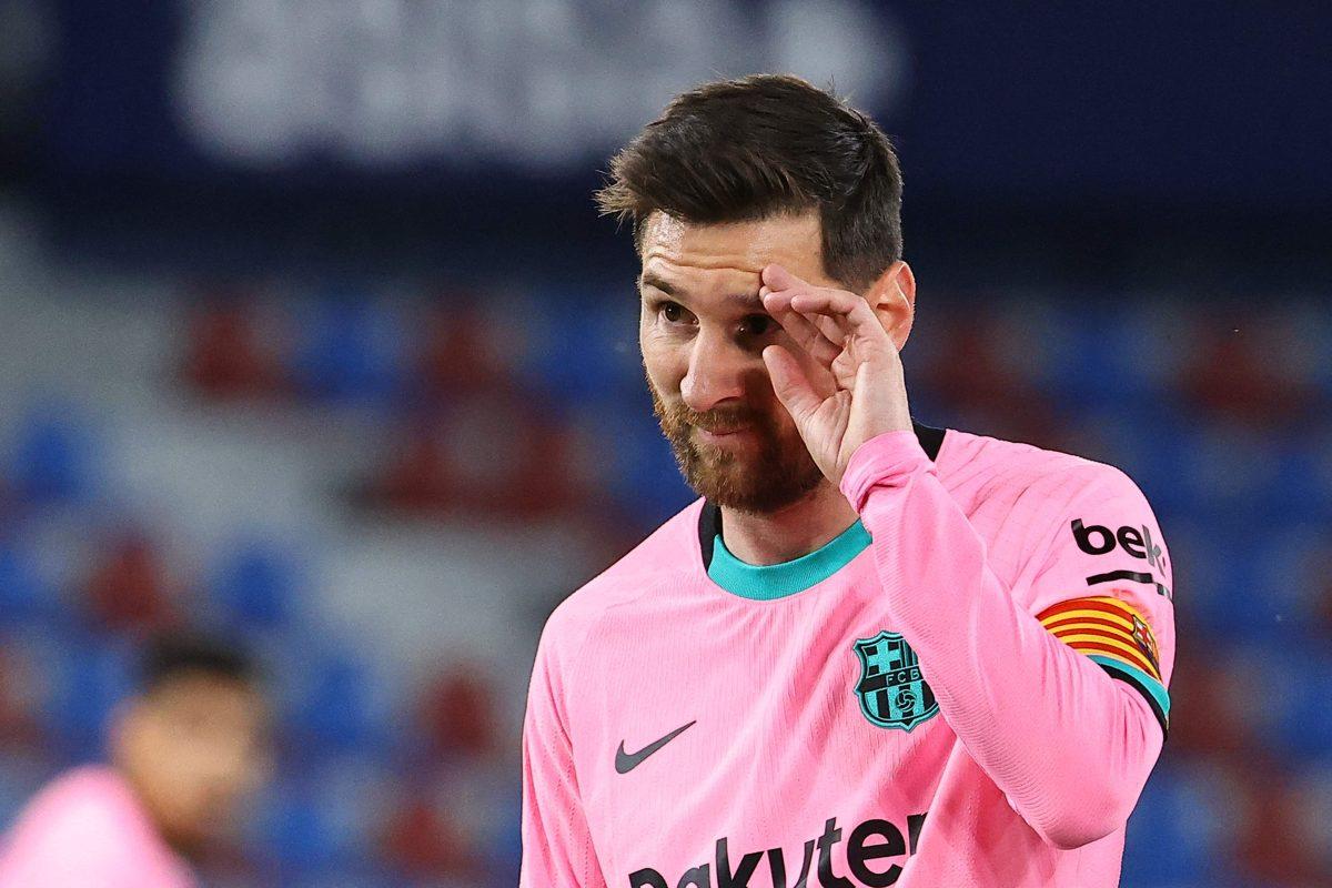 VIDEO. ¿Falta de técnica de Leo Messi? Sí y le costó el primer empate de Levante