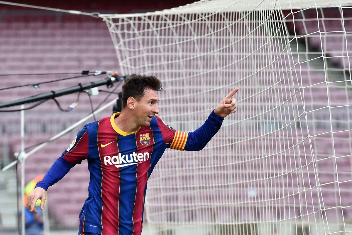 Leo Messi, que finaliza contrato con el Barcelona, no estará en el último partido de La Liga