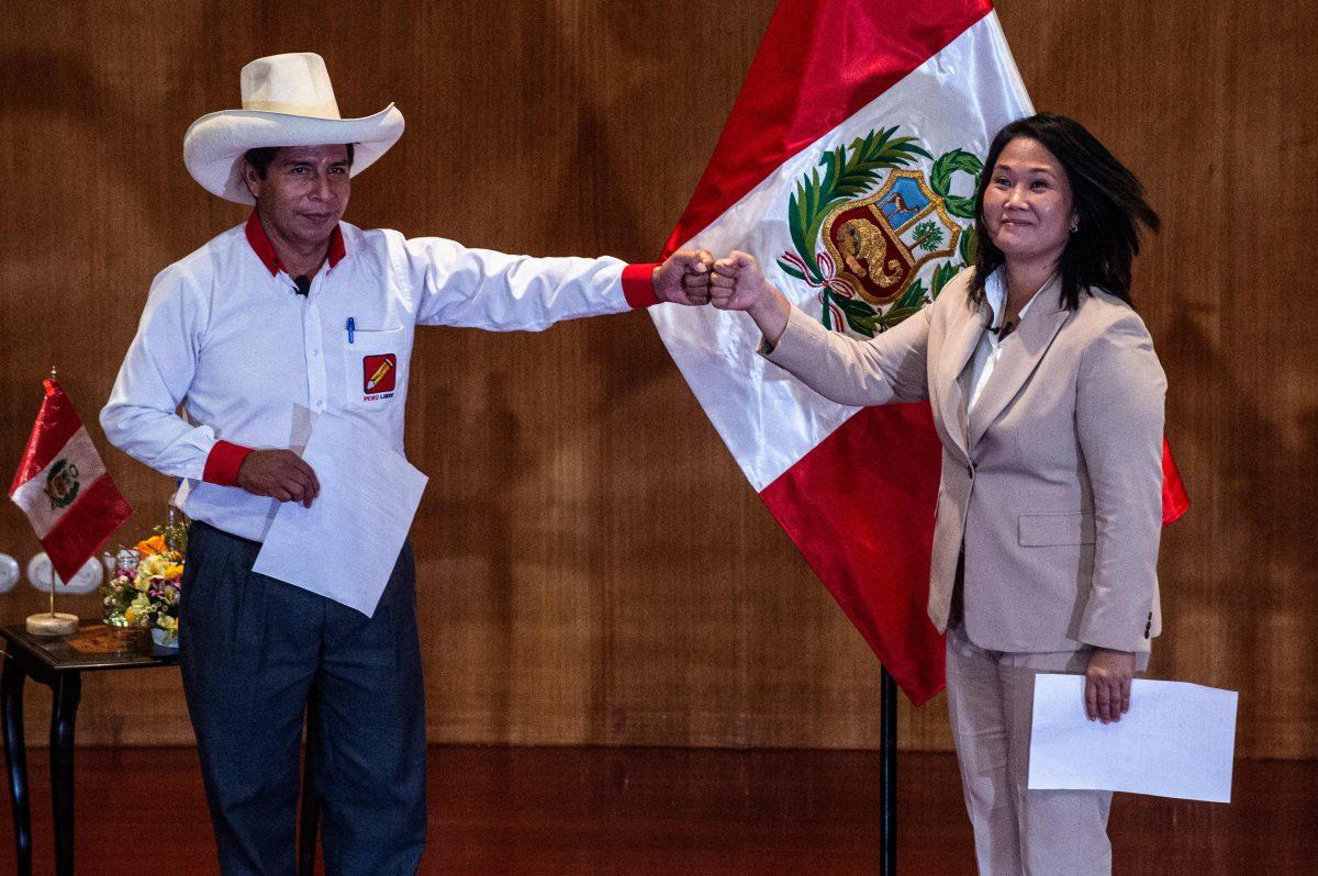 """VIDEO. ¡Vaya polémica en Perú! Seleccionados invitan a votar por """"la democracia y rechazar el comunismo"""""""