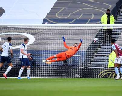 Video   El autogolazo de Reguilón que complica la clasificación a Europa League del Tottenham