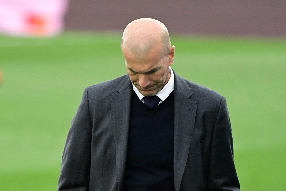 """Zidane no revela su futuro: """"Voy a hablar con el club tranquilamente"""""""