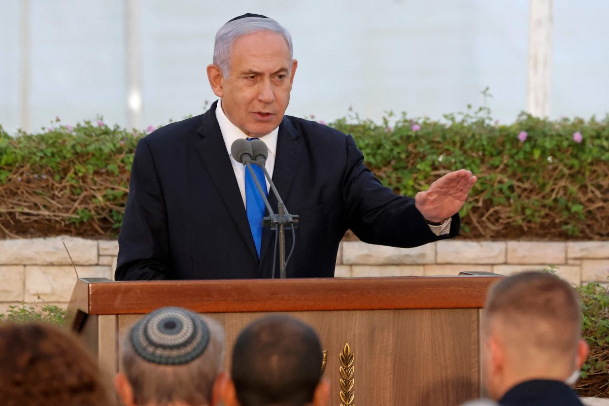 Netanyahu: busca tregua entre Israel y Gaza con la ayuda de Egipto