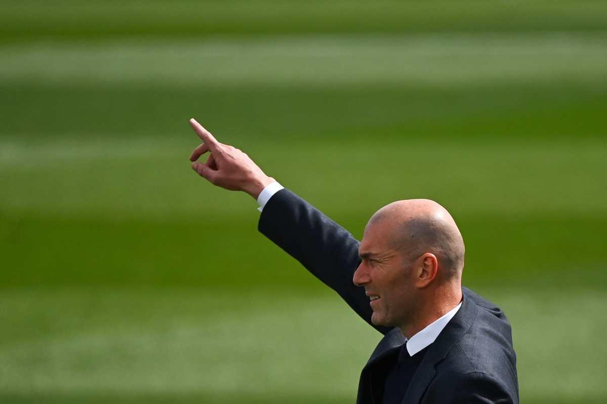 Zinedine Zidane sueña con ser el entrenador de la selección de Francia