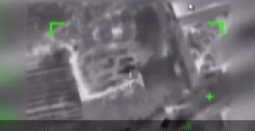 Video: El momento exacto cuando Israel frenó un bombardeo ante la posibilidad de que hubiera niños