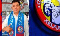 Antonio Morales continuará en el banquillo de Xelajú MC. (Foto Prensa Libre: Xelajú MC)