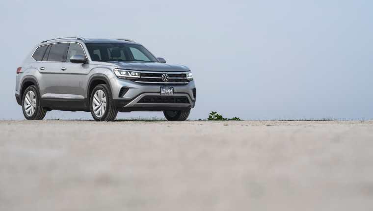 La nueva Volkswagen Teramont es comercializada por Continental Motores en Guatemala. Foto Prensa Libre: Cortesía