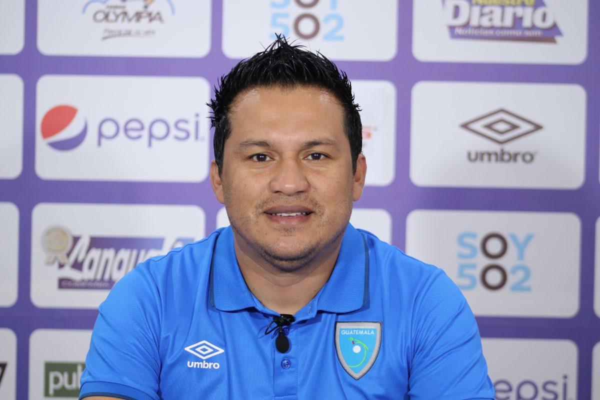 Amarini Villaroto asegura que no obligará a nadie a jugar con la Selección de Guatemala