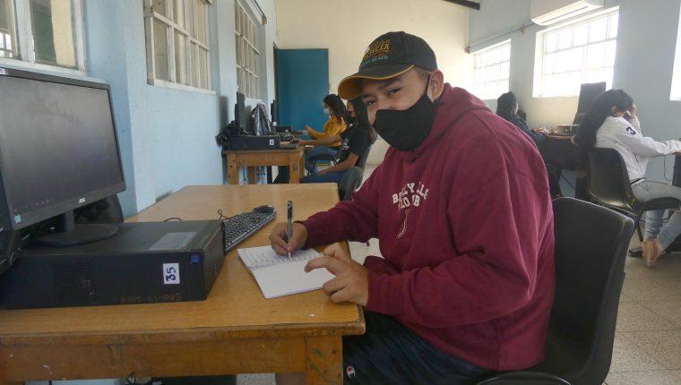 La alianza entre Epa y Camino seguro permitirá que niños y jóvenes guatemaltecos puedan continuar con su educación. Foto Prensa Libre: Cortesía.