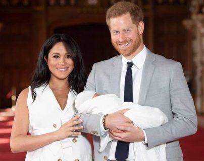 Cómo fue el mensaje que la reina Isabel II dedicó a su bisnieto Archie por su cumpleaños