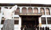 Sede de la Corte de Constitucionalidad. (Foto: Hemeroteca PL)