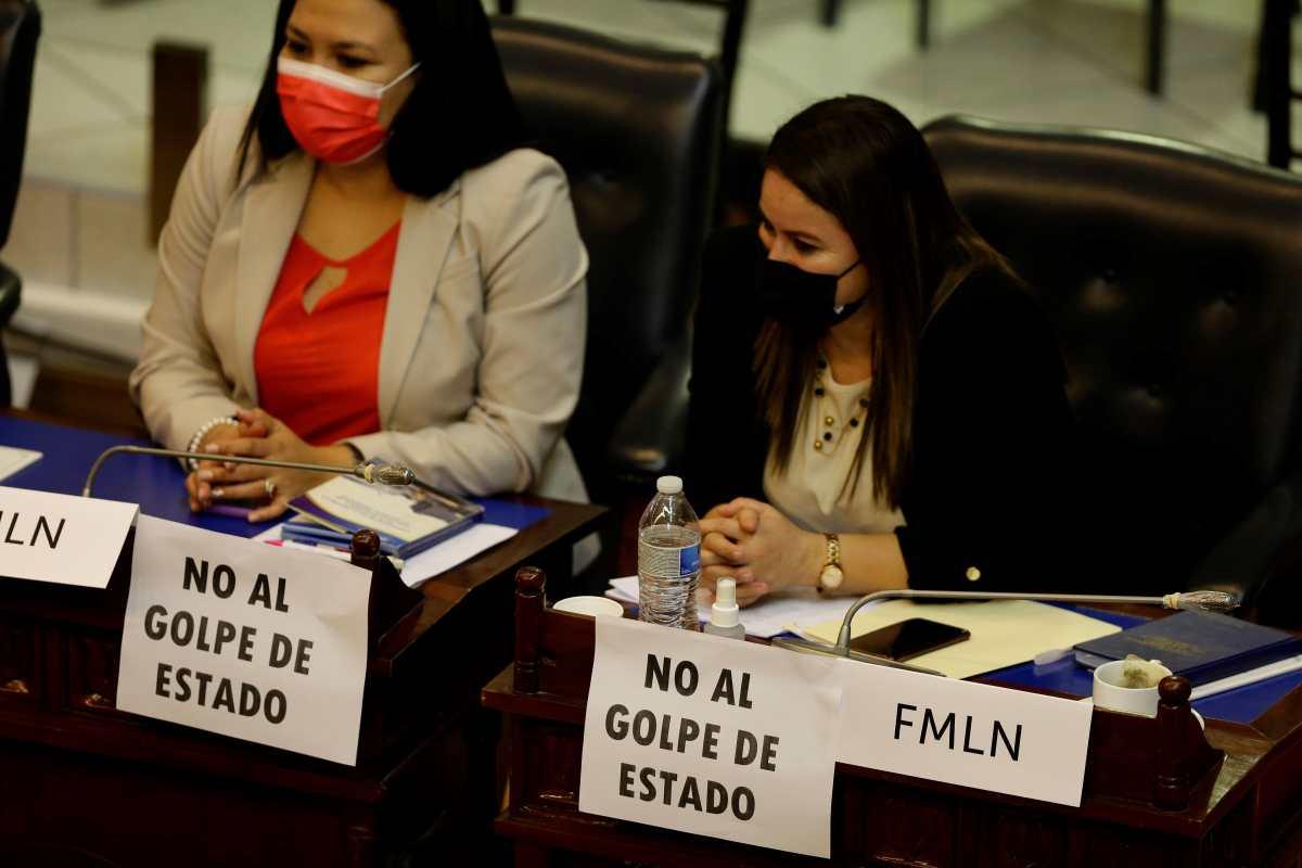 Piden a la CIDH dictar medidas cautelares urgentes por decisiones de Congreso salvadoreño