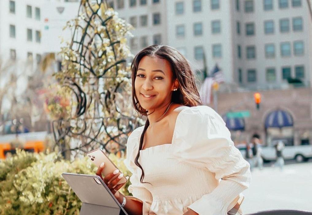 Ellie Diop: la madre soltera que perdió su empleo, usó el cheque de estímulo de US$1,200 y ganó US$1.3 millones