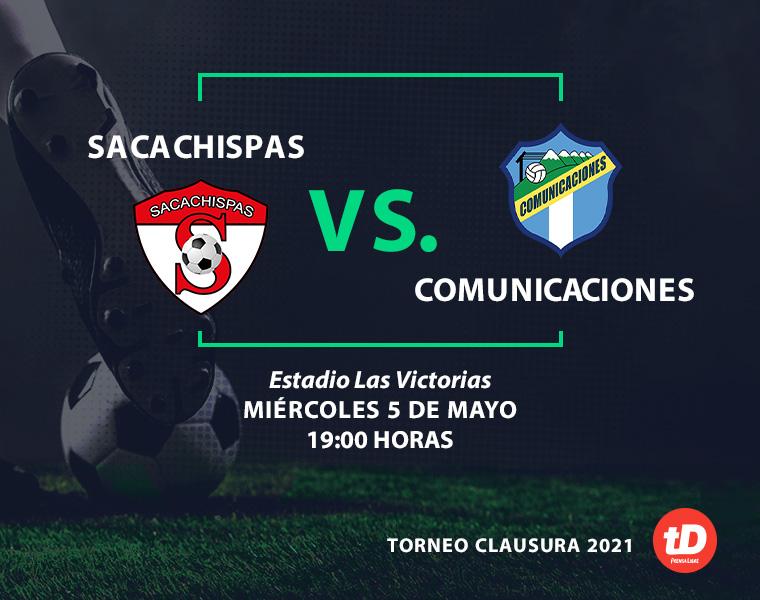 En Directo: Sacachispas vs. Comunicaciones