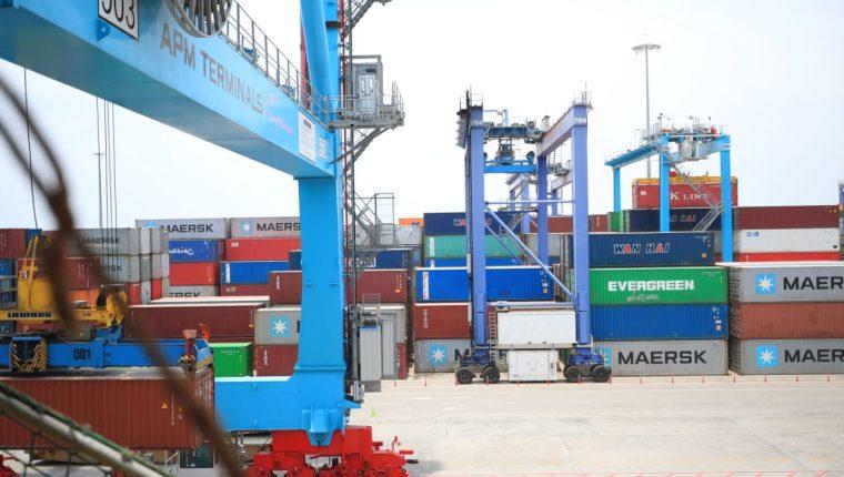 El Imae y las exportaciones mostraron un desempeño positivo en el primer trimestre del año. (Foto Prensa Libre: Hemeroteca)