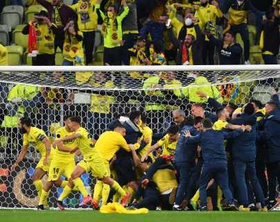 El Villarreal es el campeón de la Europa League (la agónica final, los penaltis y su primer título internacional)