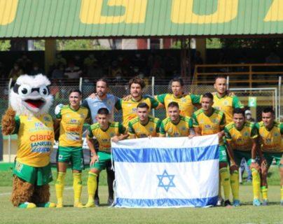 Liga Nacional: Alcalde de Guastatoya busca apoyo para pagar Q10 mil de multa por apoyar a Israel