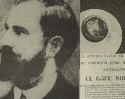 Federico Lehnhoff y la historia del café instantáneo que desarrolló en Guatemala