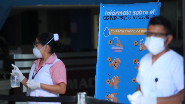 Por la suspensión de contratos de trabajo el IGSS no atendió a afiliados porque no llenaban un número de cuotas consecutivas, según denuncias en el Mintrab. Foto con fines ilustrativos. (Foto, Prensa Libre: Hemeroteca PL).